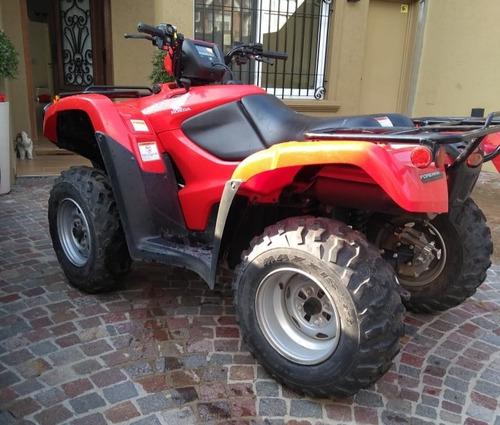 trx 500 honda
