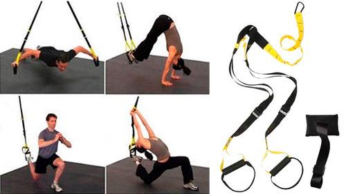 trx entrenamiento suspensión  sport fitness ref 071267
