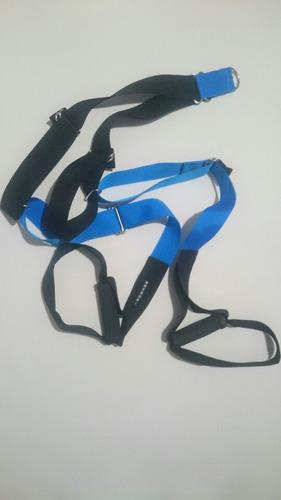 trx fita de treinamento suspenso  (shydori) azul