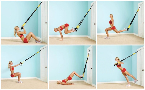 trx home sistema de suspencion original fitness crossfit vmx