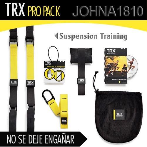 trx ligas sistema de suspencion original fitness crossfit