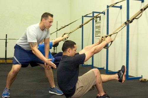 trx pro banda de suspensión entrenamiento funcional