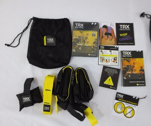 trx pro pack kit tv bandas gratis manilla crossfit silicona