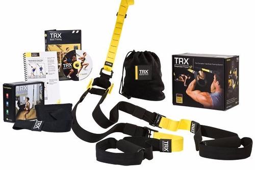 trx pro train americana original 2018 + accesorios crossfit