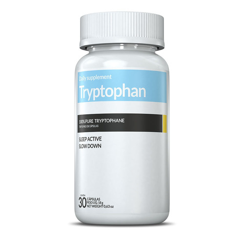 tryptophan 190mg inove nutrition 30 cáps