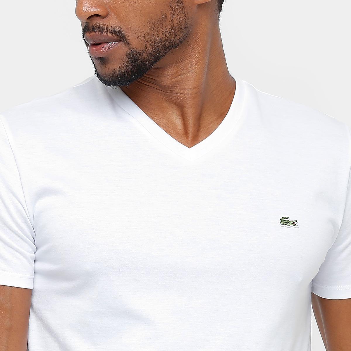 tshirt lacoste masculina peruana camiseta live 100% original. Carregando  zoom. 5c2d093959