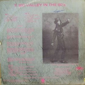 t.ski valley  lp  in the 80's