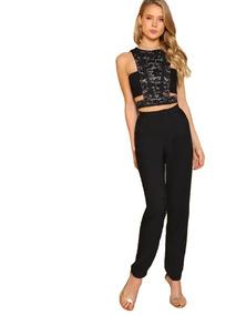 Negro Pantalon Japonesa Jeans Y Bloomer Pantalones Asiatica Moda yvnON8m0w