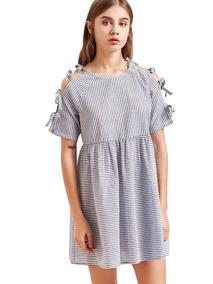 7a79f23d1 Vestido Marca Linea - Vestidos de Mujer en Mercado Libre México