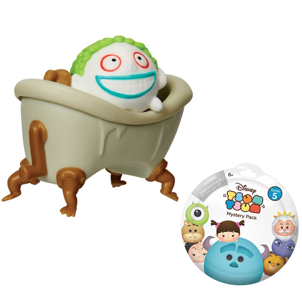 Tsum Tsum Barrel From The Nightmare Before Christmas Disney ...
