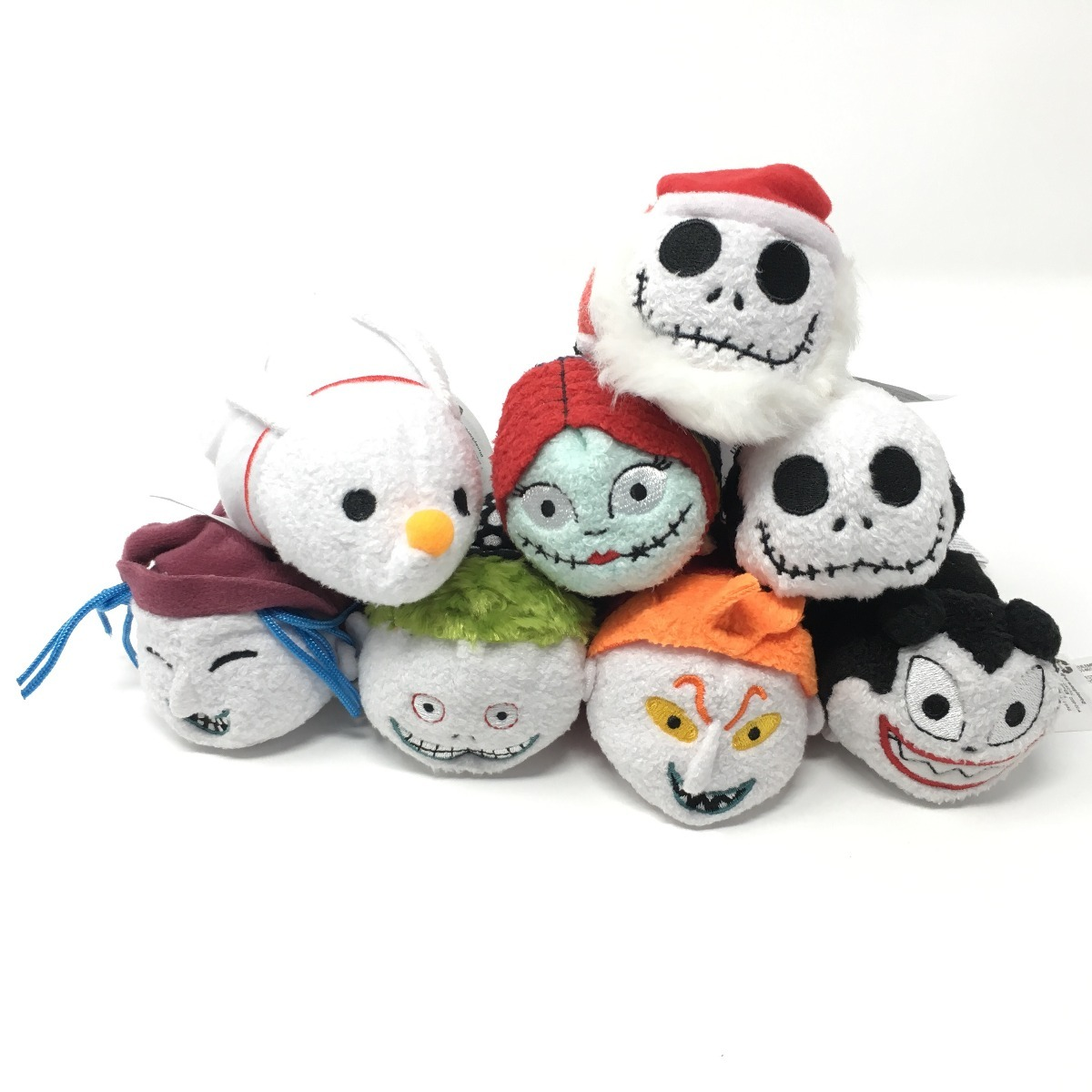 Tsum Tsum The Nightmare Before Christmas - Set 2015 Completo ...