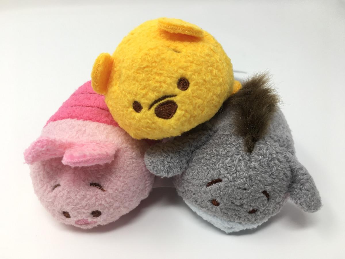 Disney Tsum Tsum Para Colorear Piglet Tusm Tusm: Tsum Tsum Winnie Pooh, Piglet E Igor Disney Store