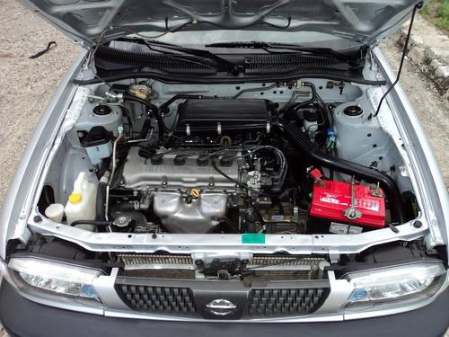 tsuru gs 2  modelo 2015 a/a unico dueño tenencias pagadas
