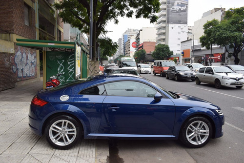 tt coupe 2.0 tfsi stronic front (230 cv)