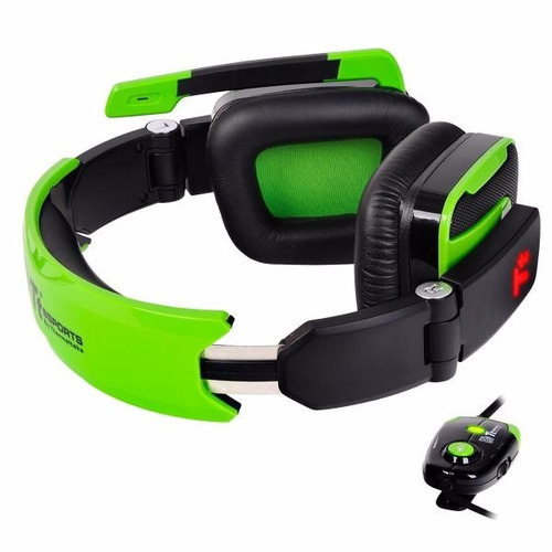 tt ht-sho001ecgr esports console one gaming headset /xbox 36