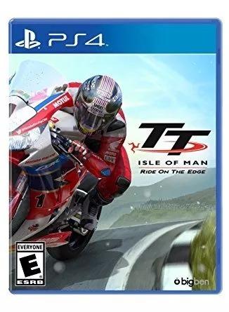 tt isle of man ride on the edge ps4 fisico envío gratis