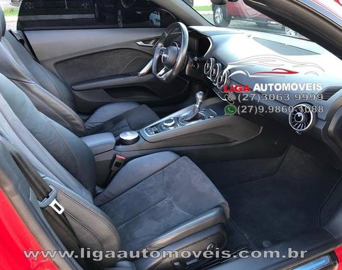tt roadster 2.0 16v tfsi s-tronic