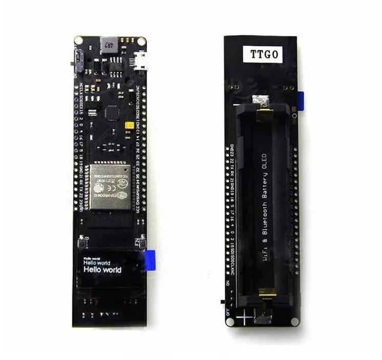 Ttgo -esp32 Esp-wroom-32 Wi-fi + Oled + Bluetooth