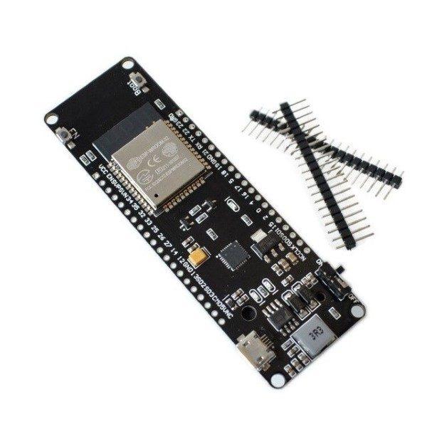 Ttgo Esp32 Placa Oled Wifi Ble Bluetooth Bateria 18650 Recar