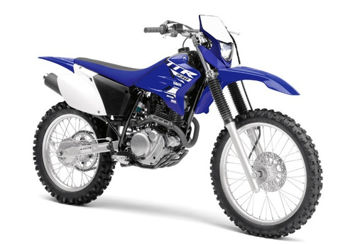 ttr 230 con luz yamaha modelo 2018  palermo bikes ent inmed