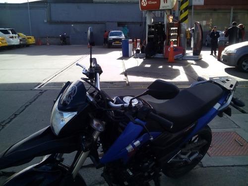 ttx 180 akt azul y negro