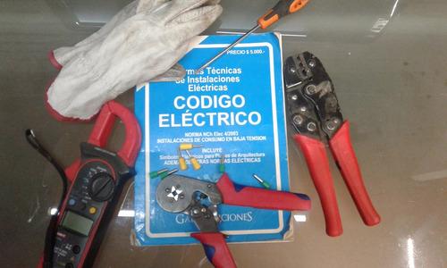 tu electricista sec servicios eléctricos   +56 9 67 68 42 93