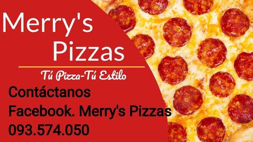 tu pizza - tú estilo