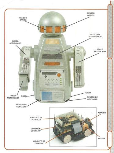 tu propio robot... monty sera tu mejor experiencia
