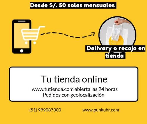 tu tienda virtual en 24 horas