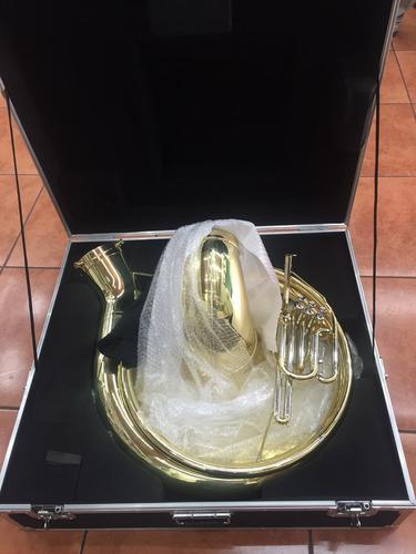 tuba sausofon mercury jbsh-100l 12 meses sin intereses