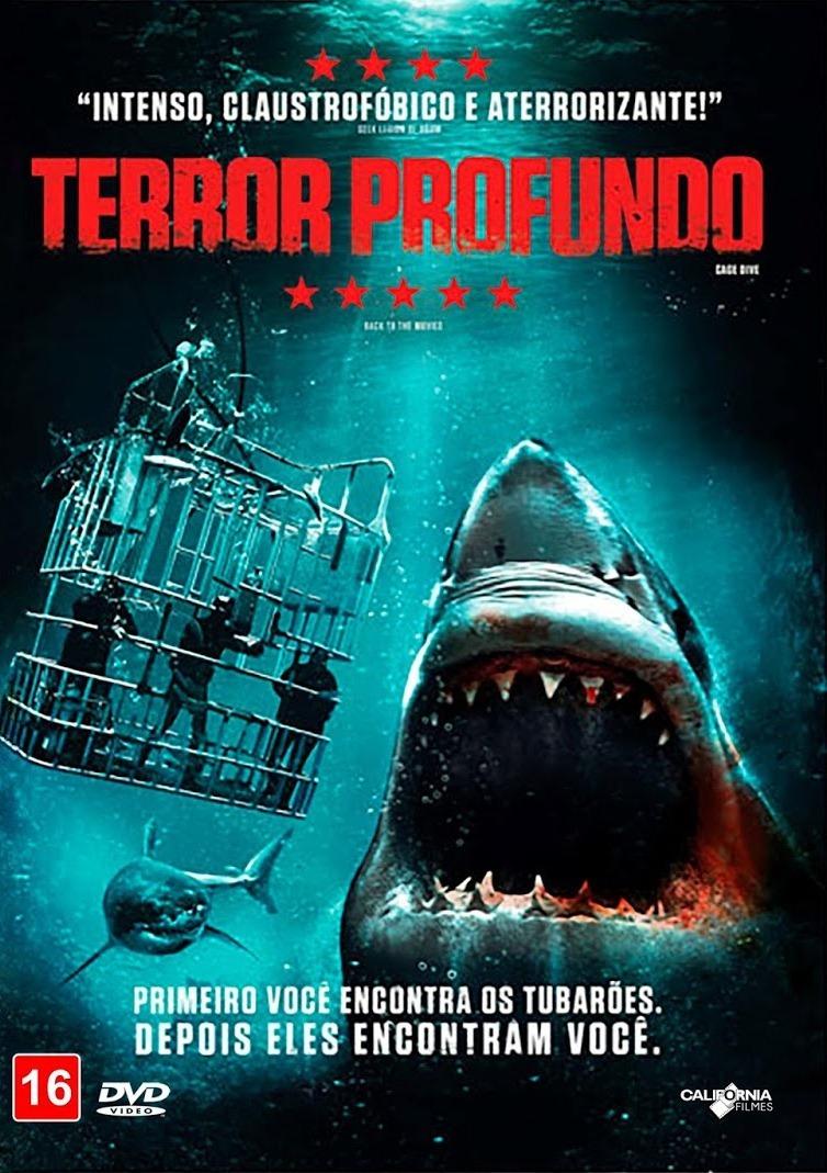 Filmes de tubaroes lista