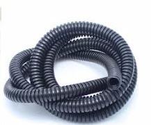 tuberia corrugada flexicom 2pulgadas x metro plástico negro