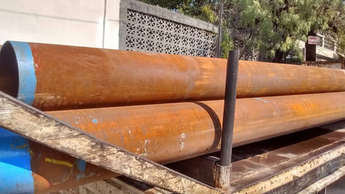 tuberia de acero al carbon 10 pulgadas cedula 40 de segunda