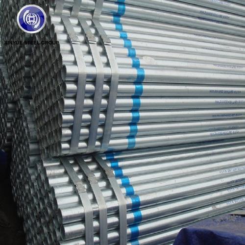 tubería de acero galvanizado  de  ½ ¨ y 2¨ astm a53   de 6 m