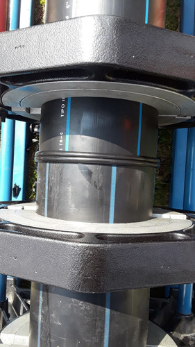 tuberia de pvc alcantarillado serie-25, serie-20 y serie-16.