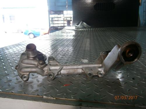 tuberia enfriador aceite ford super duty original fomoco
