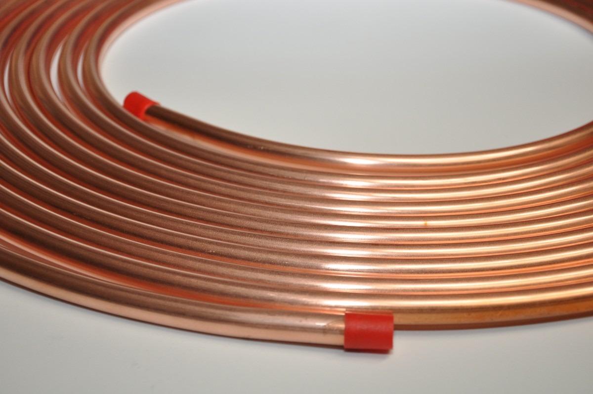 Tuberia flexible de cobre norma astm b 280 en - Tuberia de cobre precios ...