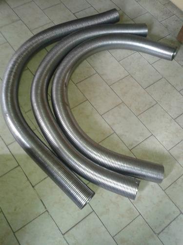 tuberia flexible de escape para camiones diesel