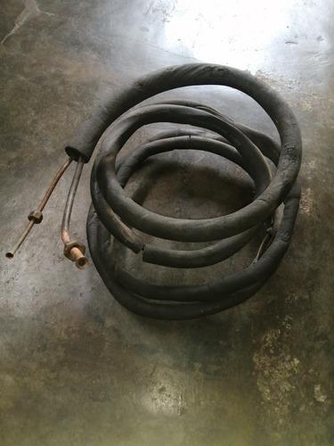 tubería para aire acondicionado 3/8 y 3/4 5mts cada uno