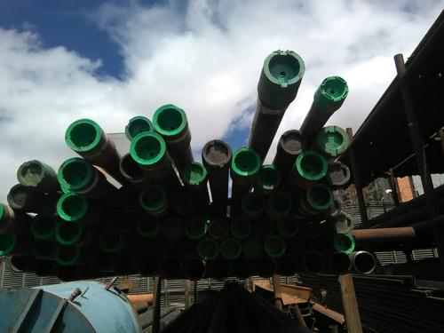 tubería petrolera tubing de 3 1/2 conexión eue n80