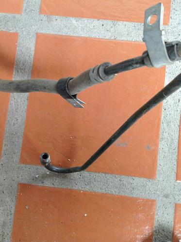 tuberías aceite de dirección hidráulica mazda bt 50