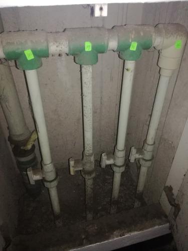 tuberias de polipropileno para agua , polifusion.
