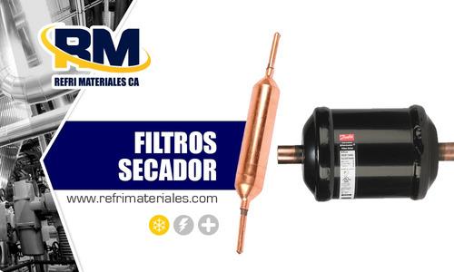 tuberías filtros gas protectores soldaduras instalacion