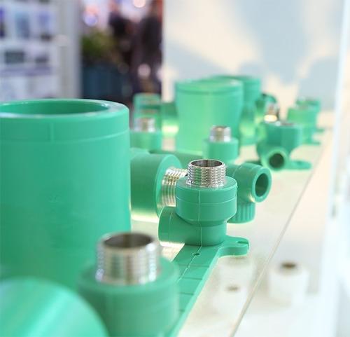 tuberías termofusión agua caliente - garantía 50 años