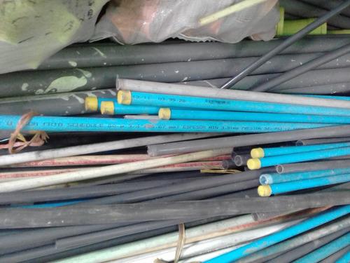 tubo 1/2 pvc reforzado roscado de 6 metros uraplast/ventupla