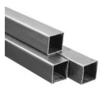 tubo 1x1 x 0.90mm x 6 mts oferta 7.5verds