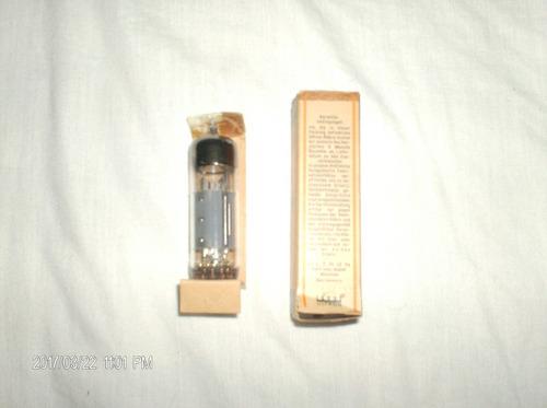 tubo al vacio o valvula electronica pll80