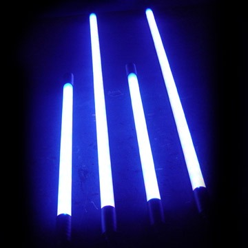Tubo barra neon luz negra tuning leds under car for Barra de luz led