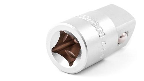 tubo bocallave adaptador 1/2 h a 3/4 m hamilton ab16