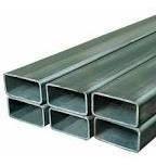 tubo de 350x170 estructural 4.5mts